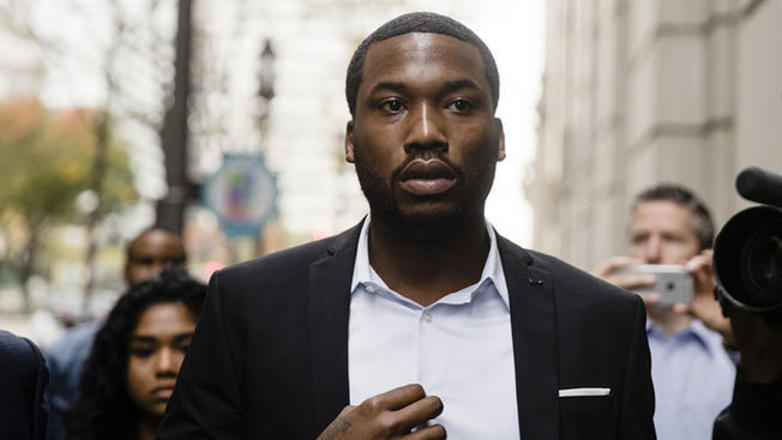 Breaking News Meek Mill to be released from prison