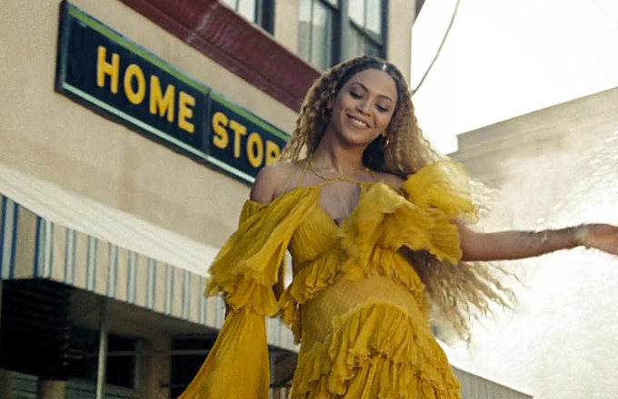 Beyonce is All About the Music Business