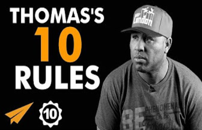 2017 - Eric Thomas's Top 10 Rules For Success