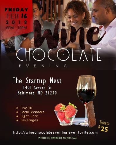 Wine + Chocolate