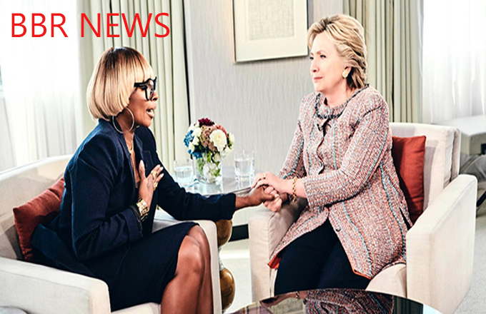 Mary J. Blige Explains Her Singing Moment With Hillary Clinton
