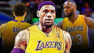 Lebron James Signs with the Lakers